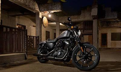2018 Harley Davidson Sportster Iron 883 review