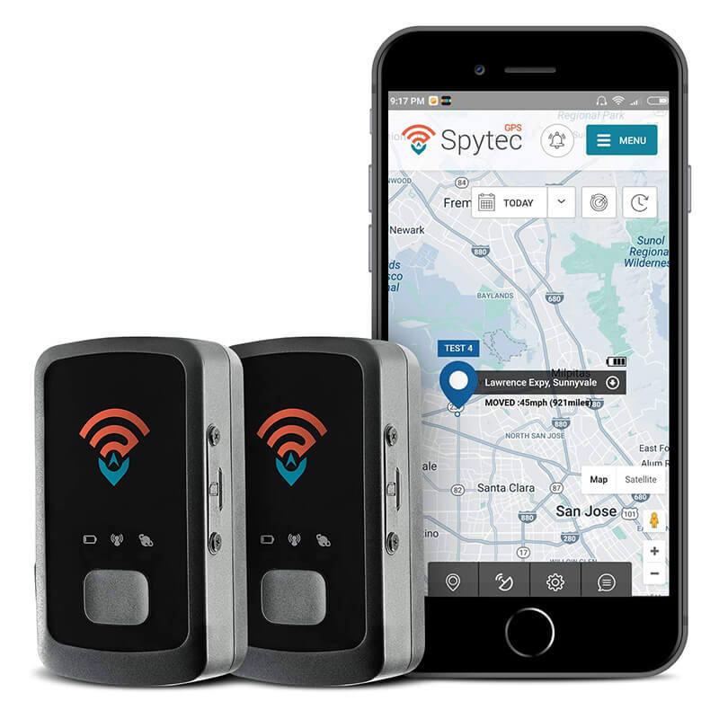 Spy Tec STI GL300 Mini Portable Real-Time Personal and Vehicle GPS Tracker
